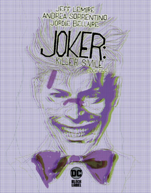 Joker Killer smile two A