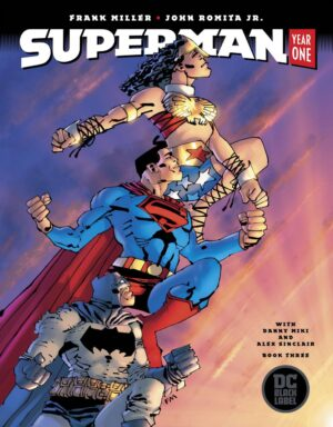 superman year one frank miller